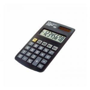 mały kalkulator do kieszeni