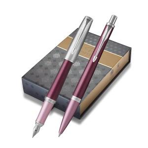gustowne pióro i długopis w zestawie